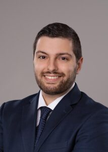 Joe Antonakakis, Esq. } Investment Management & Securities Attorney