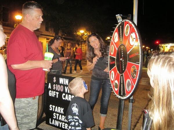 Burlington Bike Night 8